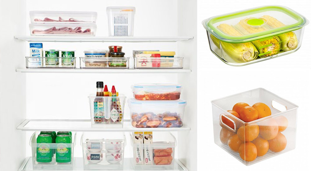 Fridge Storage & Organiser