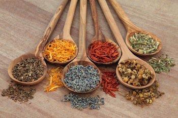 Народные средства для похудения: овощи и травы