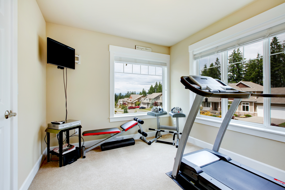 Create a Personal Workout Space - Oneflare Blog