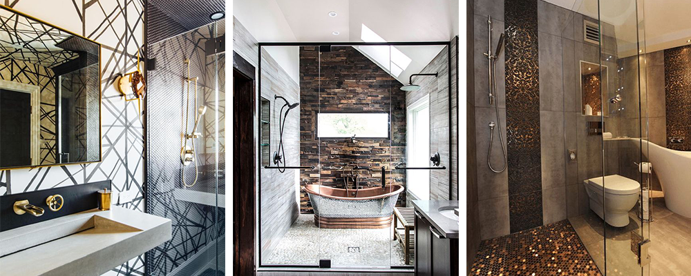 These Three Bathrooms Are All Screaming Luxury And Lavishness U2013 Compared To  Using Grey Hues Which Exude Luxury In A More Subtle Manner.