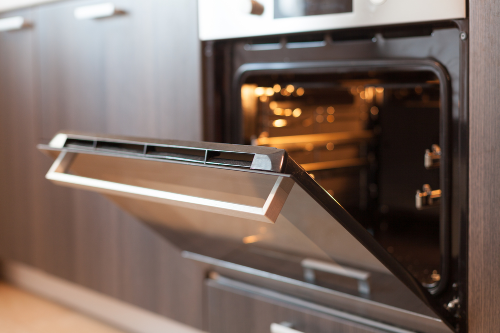How to clean oven racks in self cleaning