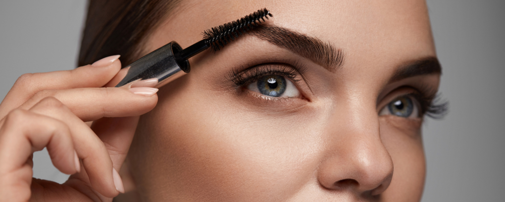 cb3dcf5394e If you want darker brows: The easiest way to darken up your brows is with a  pencil. Before you apply the gel, lightly fill the sparse areas of your  brows ...