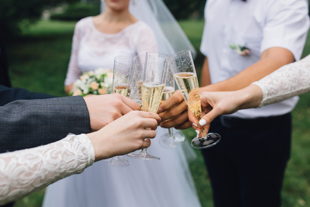 The Order Of Wedding Speeches: Traditional Or Going With