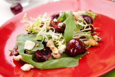 cheese-walnut-salad