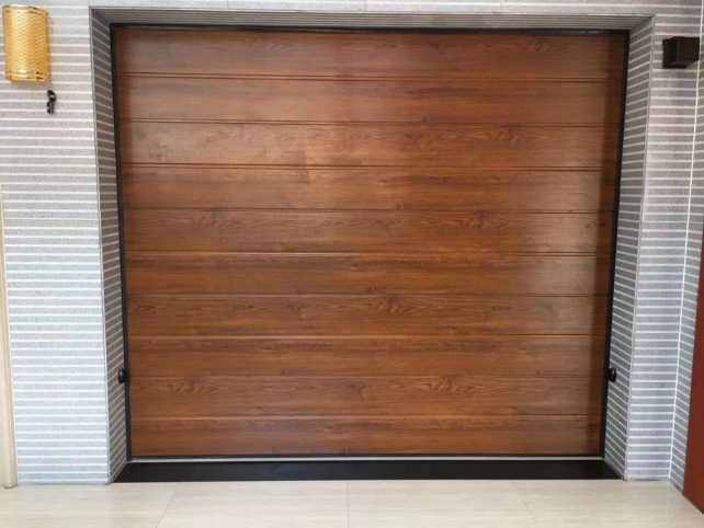 Double Roller Sectional Garage Door Prices 2021 Oneflare