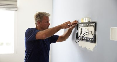 TV wall mount installation costs